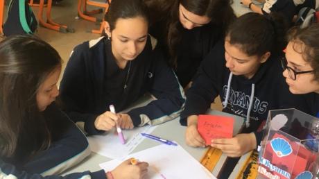 Bahçeşehir Okyanus Koleji Ortaokul Kademesinde ''AKRAN ÖĞRETİMİ''
