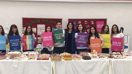 Bahçeşehir Okyanus Koleji Turizm Haftası