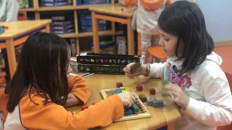 Bahçeşehir Okyanus Koleji Üstün Zekalılar ve Yetenekliler İlkokulu 1-E Sınıfı Öğrencileri ''Akıl ve Zeka Oyunları '' Etkinliğinde