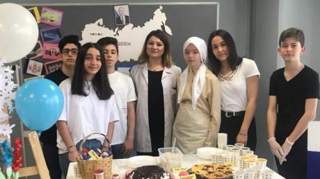 Bayrampaşa Okyanus Anadolu ve Fen ve Teknoloji Lisesinde Culture Fest Etkinliği