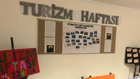 Beykent Okyanus Anadolu Lisesinde Kültür Ve Turizm Festivali