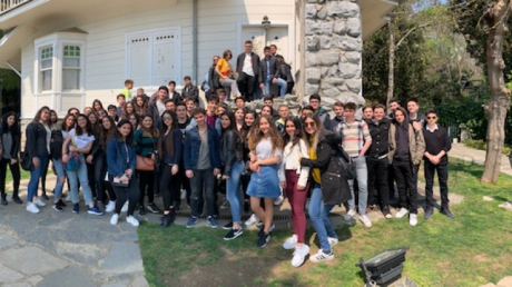 Beykent Okyanus Koleji Öğrencileri Tevfik Fikret'i daha iyi tanıma imkânı buldular.
