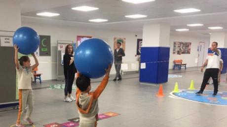 Beykent Okyanus Kolejinde Okyanus Kolejleri 6. Spor Günü Coşkuyla Kutlandı