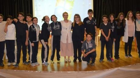 Beykent Okyanus Kolejinde Quiz Show Etkinliği