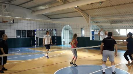 Beykent Okyanus Veli Cup Voleybol Turnuvası