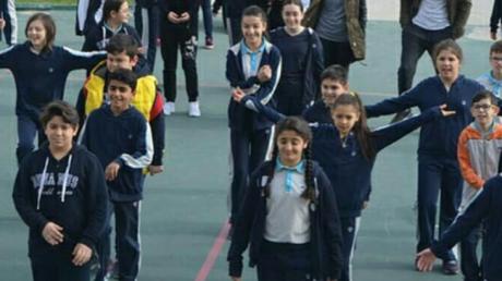 Beykent Okyanusta Sağlık Haftasında Sabah Sporu