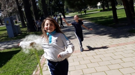 Bornova Okyanus Ortaokul Kademesi İngilizce Branş Gezisi