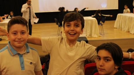 Bornova Okyanus Ortaokulu İngilizce Genel Kültür Yarışması