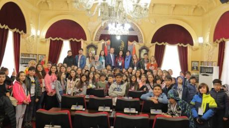Çekmeköy Okyanus Koleji Ortaokulu 5. sınıf öğrencileri 19 Nisan 2019  tarihinde Edirne Kültür  gezisine çıktılar.