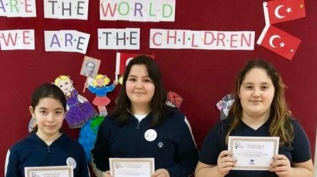 6. Sınıf  'English Champion' Öğrencileri Belli Oldu