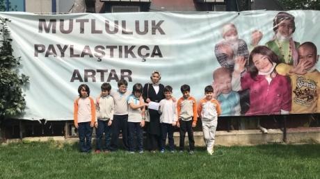 Fatih Okyanus Koleji İlkokul Öğrencileri LÖSEV ile elele..