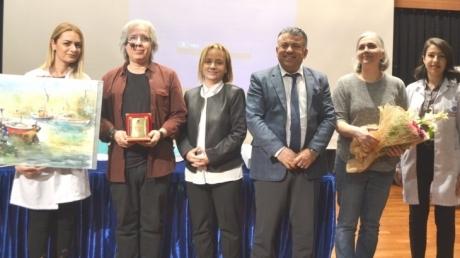 Halkalı Okyanus Koleji Dünya Sanat Gününü kutladı.