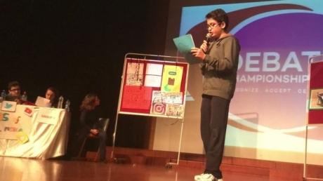 İngilizce Münazara Yarışması