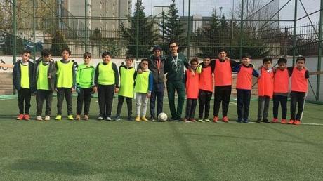 Kampüsler Arası Sportif Kulüpler Ligi Organizasyonu