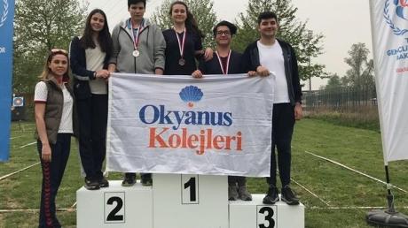 Nilüfer Okyanus Koleji Öğrencileri, Türkiye Okçuluk Şampiyonasına Dört öğrenci ile Gitmeye Hak Kazandılar...