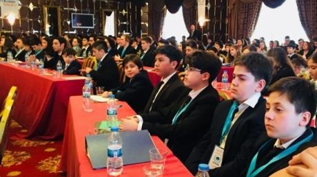 O'MUN Konferansının 2.si Antalya'da Düzenlendi.