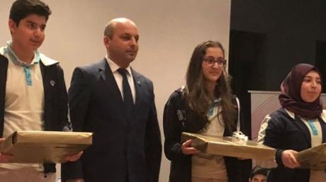 Okyanus Koleji Öğrencileri Bilgi Yarışmasında Okulunu En Güzel Şekilde Temsil Etti