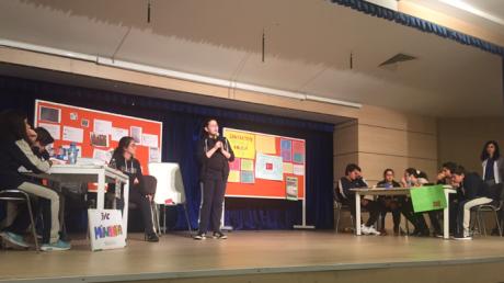 Okyanus Kolejleri Ortaokul Münazara Turnuvasında Şampiyon Çekmeköy Kampüsümüz