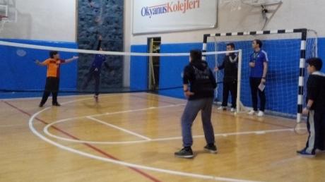 Ortaokul Kademesi Sınıflararası Badminton Turnuvası