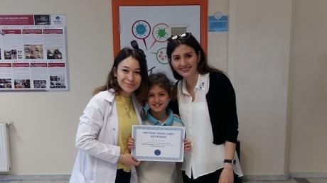Sancaktepe Okyanus Koleji Haftanın Örnek Sınıfını Seçti.