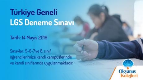 Türkiye Geneli LGS Deneme Sınavı