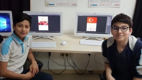 Web Tasarım Öğrencilerinden Afiş Tasarımları