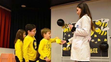 2. Sınıf Öğrencileri 'Spelling Bee' Yarışması Sınıflar Arası Etabında
