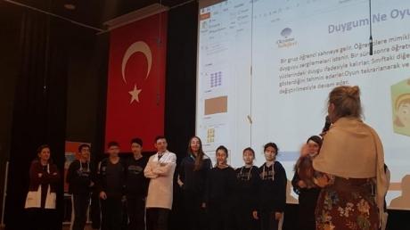 8. Sınıf Öğrencilerine Kişisel Gelişim Dersi Kapsamında ''DUYGU'' Konusu İşlendi