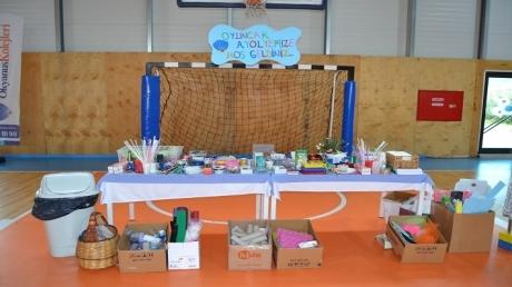 Adana Okyanus Koleji Anaokulu Veli Semineri ve Oyun Atölyesinde Buluştu