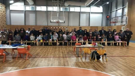 Adana Okyanus Koleji İlkokulu Veli Semineri ve Oyun Atölyesinde Buluştu
