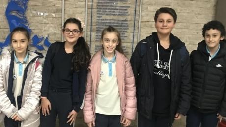 Ataşehir Okyanus Koleji Aralık Ayı Bookworm ve Writing Starları