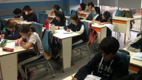 """Beykent Okyanus Koleji Ortaokul Kademesi """"Kişisel Gelişim Dersi"""""""