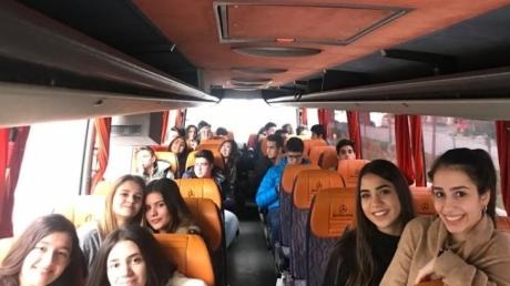 Beykent Okyanus Koleji Öğrencileri Sınav Kaygılarını Yenmek İçin Kültür Üniversitesinde