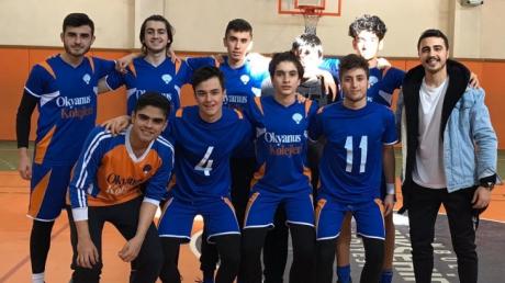 Beylikdüzü Okyanus Koleji ''Futsal Genç Erkekler A Okul Takımımız''