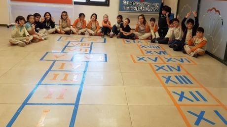 Bornova Okyanus İlkokulu 3. Sınıf Öğrencileri 1. Dönemi Tamamladılar