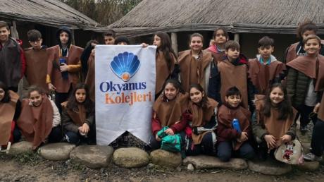 Bornova Okyanus Koleji Ortaokul Kademesi Yaşayarak Öğreniyor