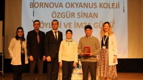 Bornova Okyanus Koleji Ortaokul Kademesi Yazarlarla Buluşuyor