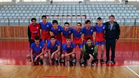 Çekmeköy Genç Erkek Futsal Yarı Finalde Veda Etti