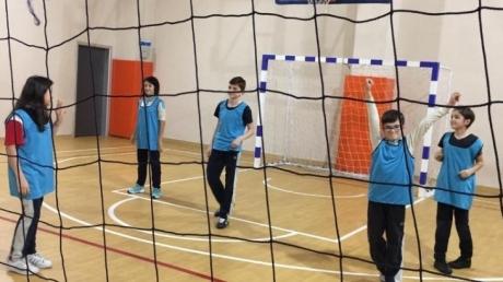 """Çekmeköy Okyanus Koleji """"Sınıflar Arası Voleybol Turnuvası"""" sonuçlandı."""