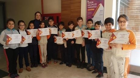 MentalUP Zihinsel Gelişim Programı Ödülleri Verildi