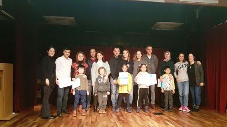 """Fatih Okyanus Kolejinde """"Aile İçi İletişim ve Çatışma Çözme Becerileri Anne-Baba Atölyesi"""" Yapıldı"""