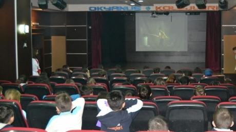 Güneşli Okyanus Koleji Ortaokul Kademesi Kişisel Gelişim Derslerine Başladı