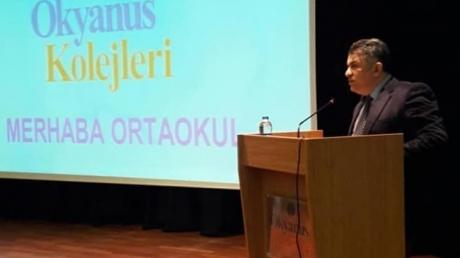 Halkalı Okyanus Koleji İlkokul Kademesi Veli Toplantısı Yapıldı