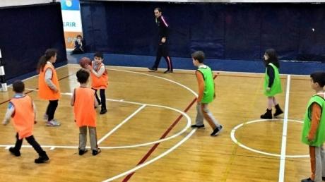 İlkokul Kademesi Sınıflar Arası Basketbol Turnuvası