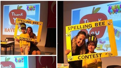 """Lara Okyanus İlkokulu İngilizce Zümresinin Düzenlemiş Olduğu """"Speeling Bee"""" Yarışmasında"""