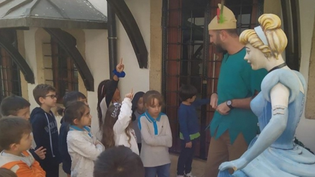 Lara Okyanus Koleji İlkokul 1.Sınıf Öğrencileri Oyuncak Müzesi'ne Gittiler