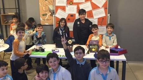 Maker Elektronik Devre Tasarımı ve Kodlama Sergimiz