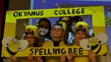 Mavişehir Okyanus Koleji İlkokul Kademesi 'Spelling Bee' Yarışmasında