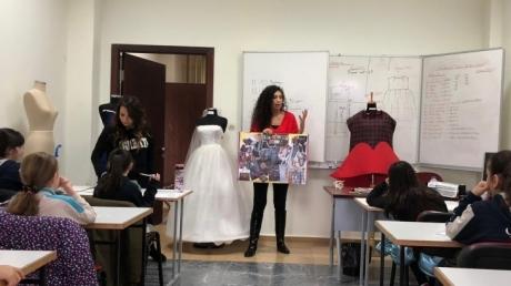 Meslek Tanıtımı Moda ve Tasarımcısı