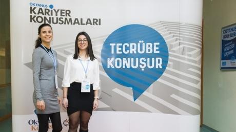 """Mimarsinan Okyanus Hukuk Kariyer Kulubü """"OKYANUS KARİYER KONUŞMALARI"""""""